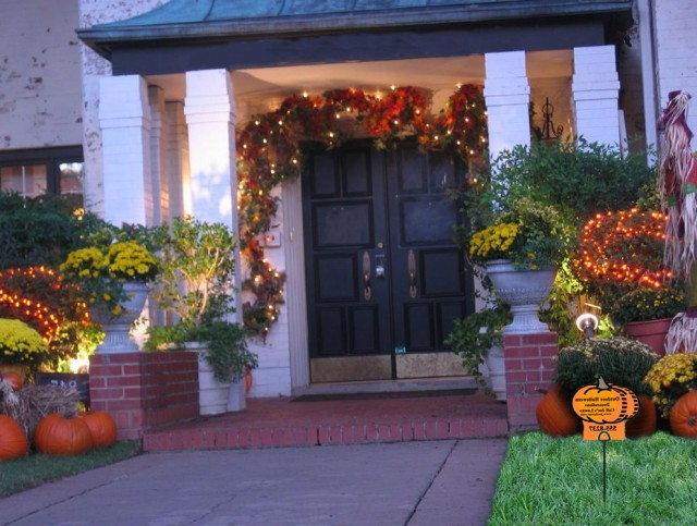 Fall Porch Decorating Ideas Diy