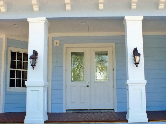 Front Porch Columns Pictures