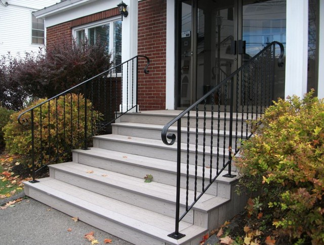 Front Porch Railing Kits