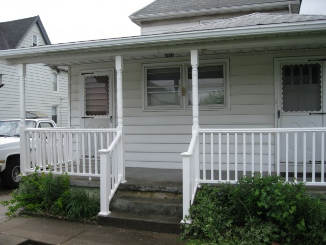 Front Porch Railing Systems