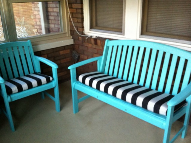 Front Porch Rocking Chairs Lowes