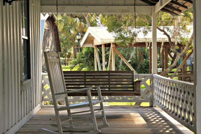 Front Porch Swing Ideas