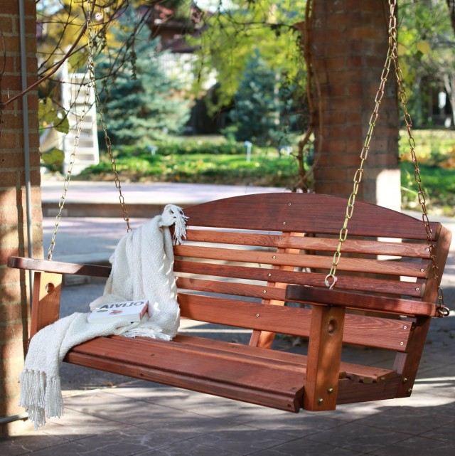 Front Porch Swing Plans