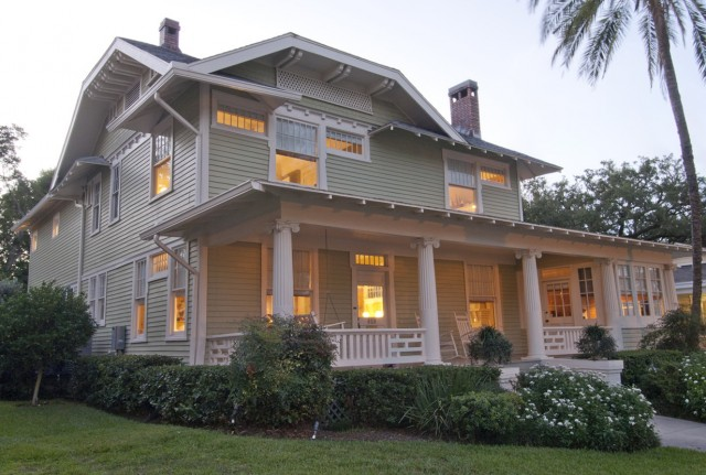 Front Porch Tampa Menu