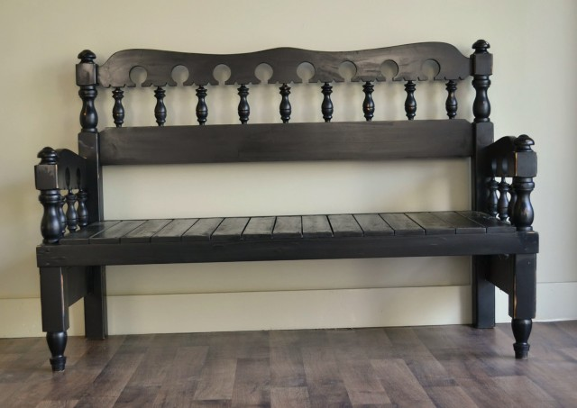 Headboard And Footboard Benches