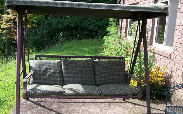 Home Depot Porch Swing Cushions