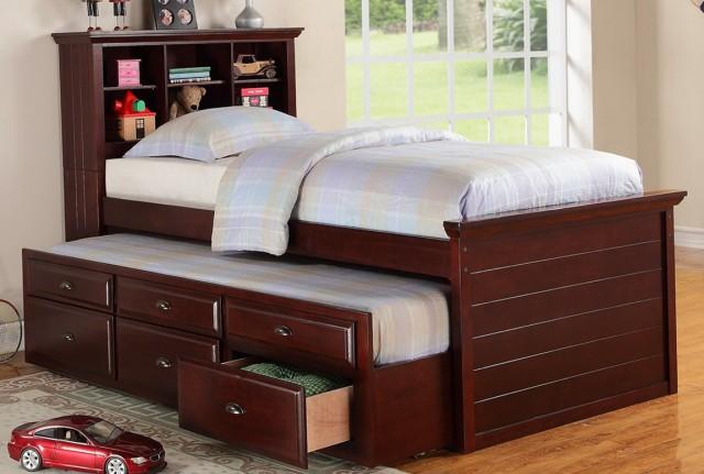Ikea Bed With Headboard Storage