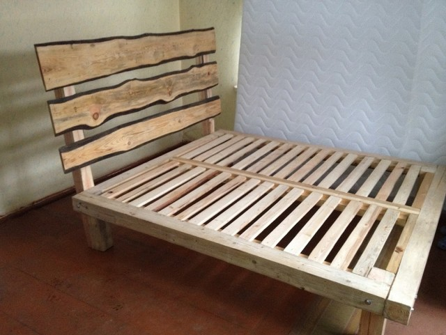 King Size Bed Headboard Plans