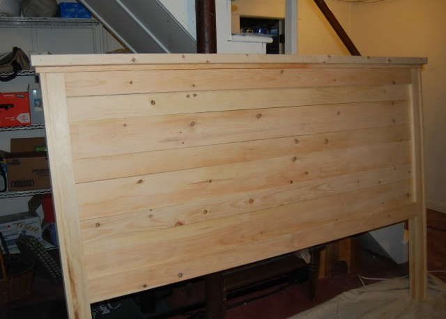 Make A Headboard Diy