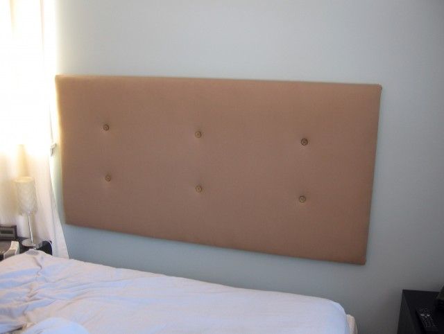 Make A Headboard For A Bed