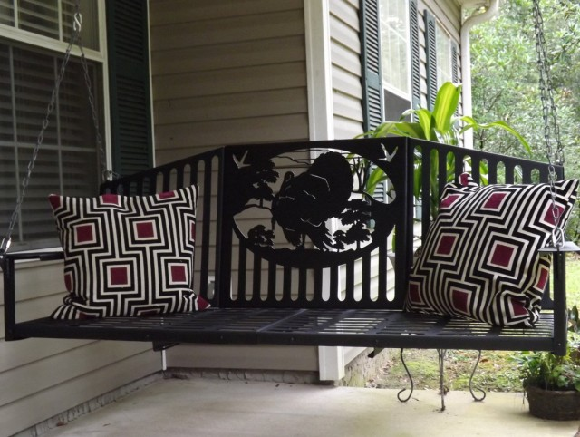 Metal Porch Swing Plans