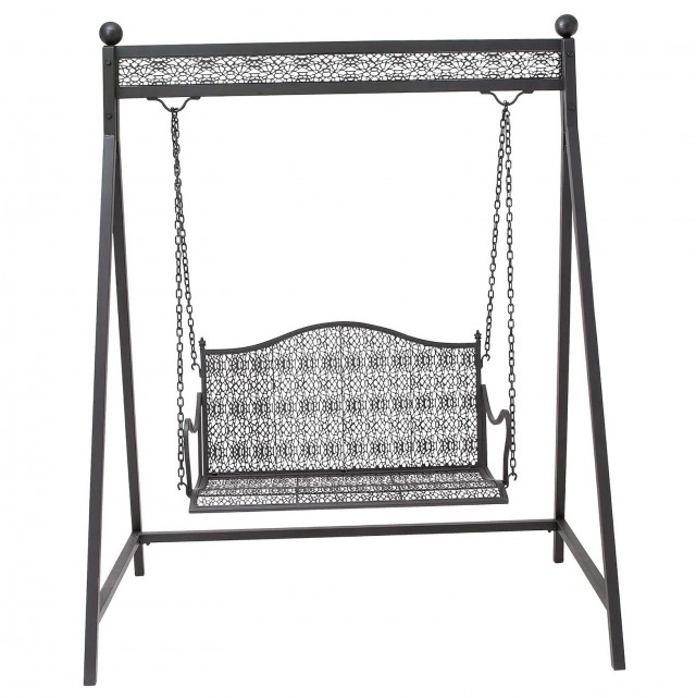 Metal Porch Swing Stand