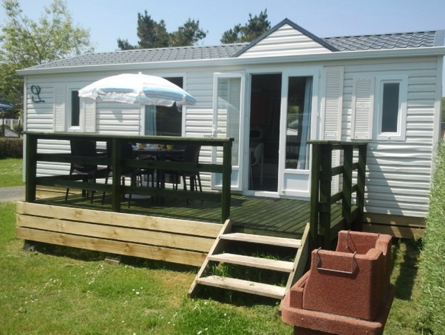 Mobile Home Porches And Decks