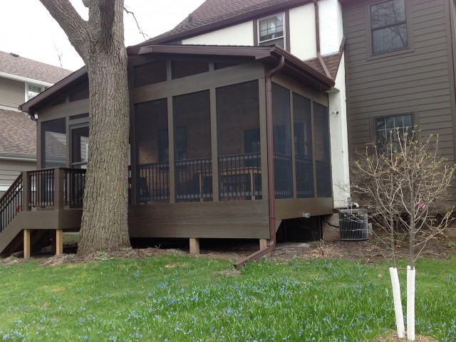 Mobile Home Screened Porches