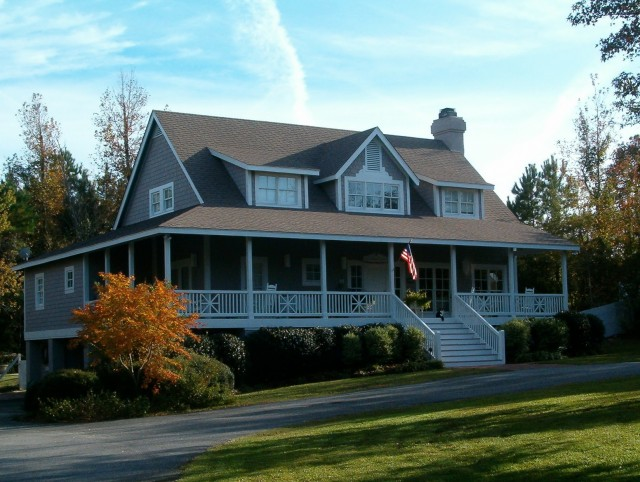 Pictures Of Houses With Wrap Around Porches