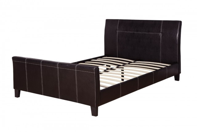 Platform Bed With Headboard Queen