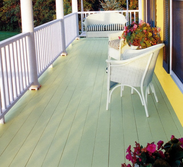 Porch And Floor Paint Colors