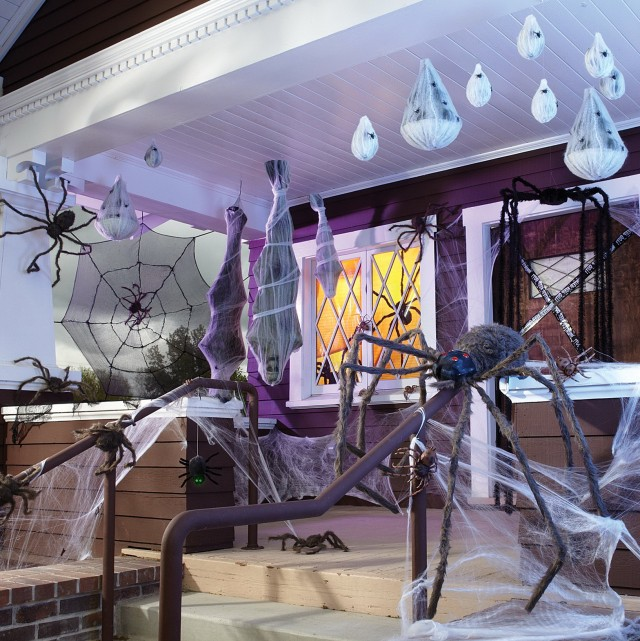 Porch Decorating Ideas Halloween