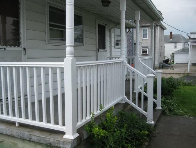 Porch Railing Designs Pictures