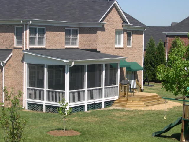 Porch Roof Designs Pictures
