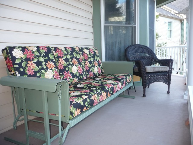 Porch Swing Cushions Replacement