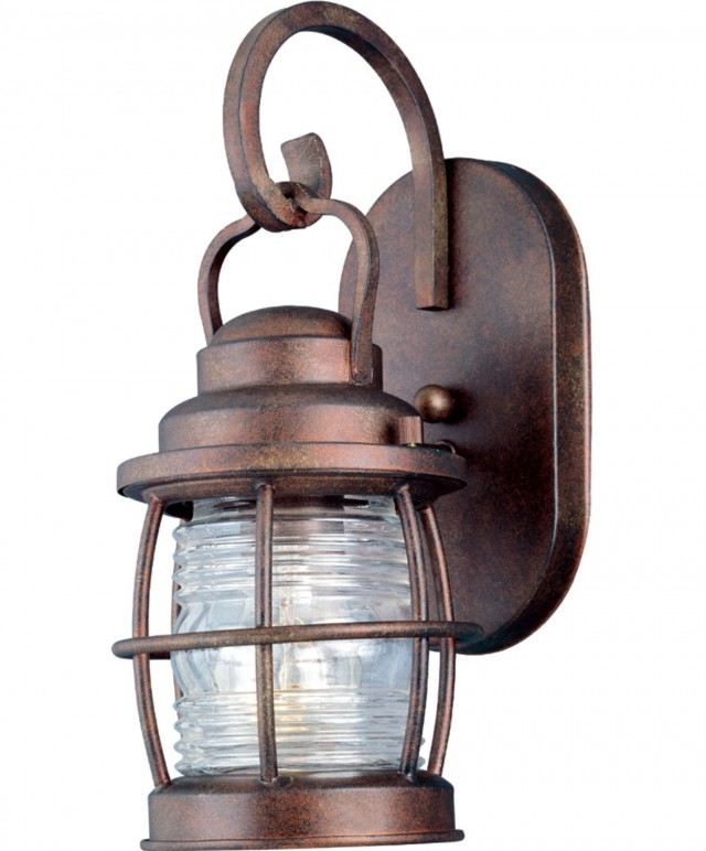 Rustic Outdoor Porch Lights