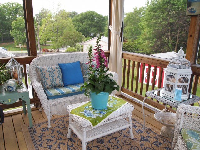 Screen Porch Decorating Ideas