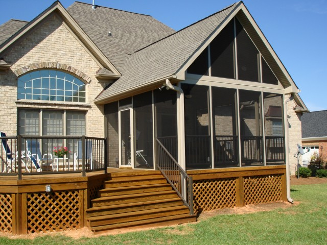 Screened In Porch Ideas For Mobile Homes