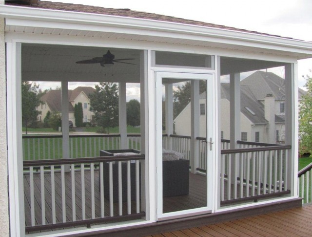 Screened In Porch Ideas Plans