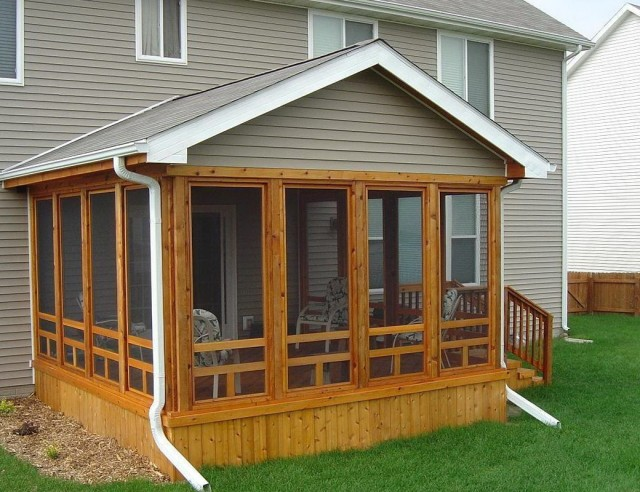 Screened In Porch Kits