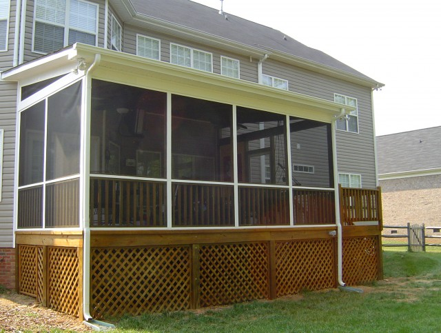 Screened Porch Ideas Design