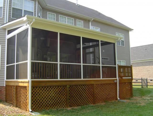 Screened Porch Ideas Design