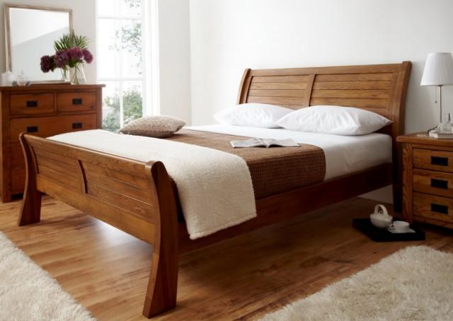 Sleigh Bed Headboard Plans