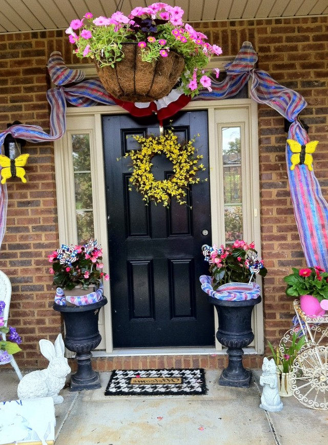 Small Front Porch Ideas Decorating