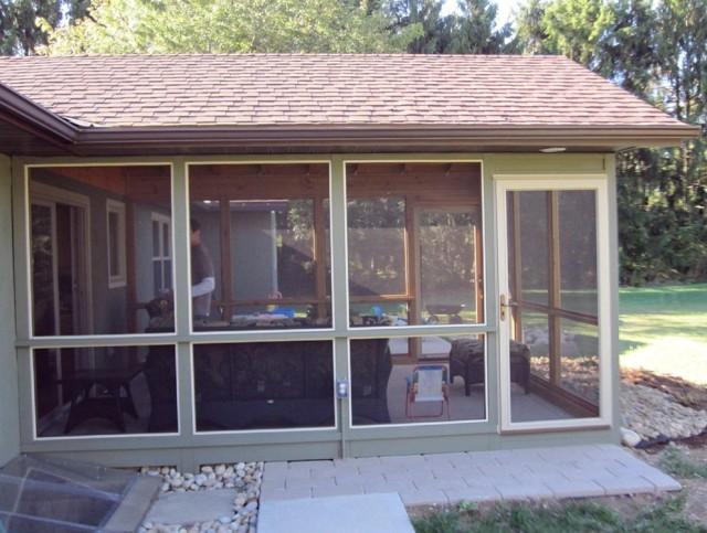 Small Screened In Porch Ideas