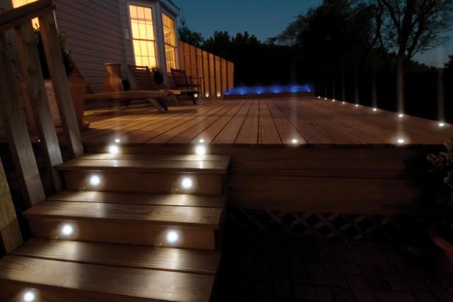 Solar Powered Porch Light