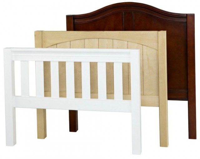 Solid Wood Headboard Twin