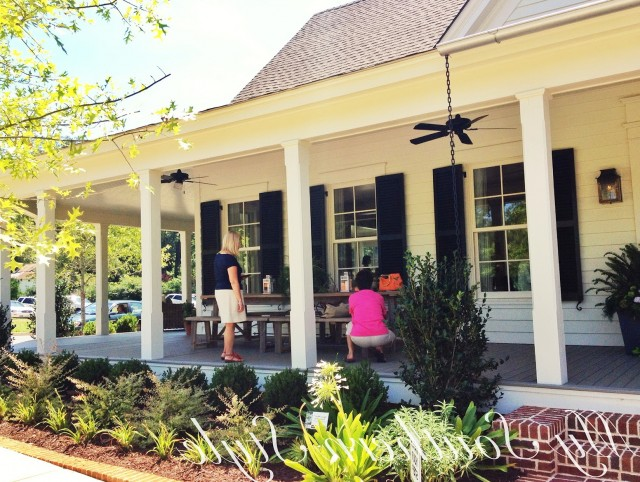 Southern House Plans With Front Porches