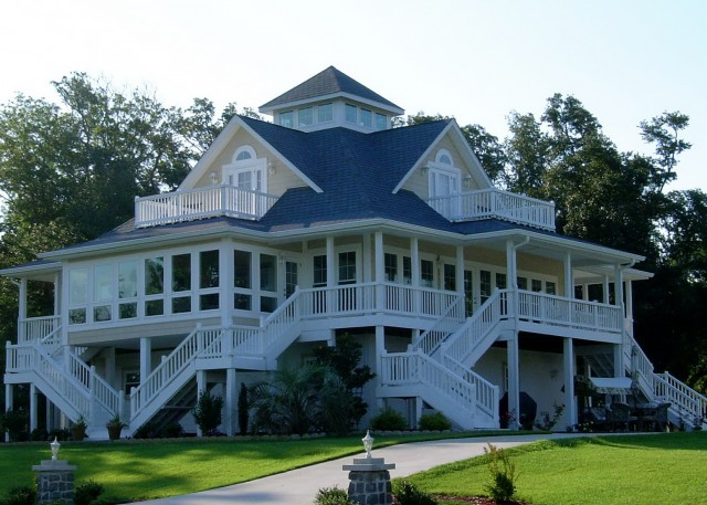 Southern House Plans With Porches