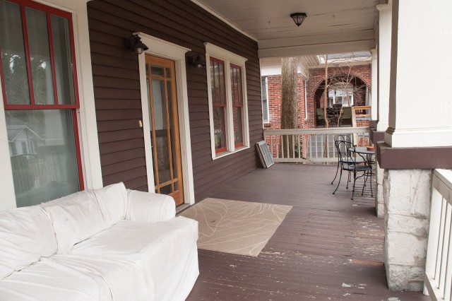 The Front Porch Sf Menu
