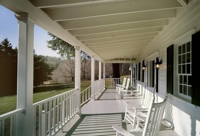 The Porch Dallas Menu