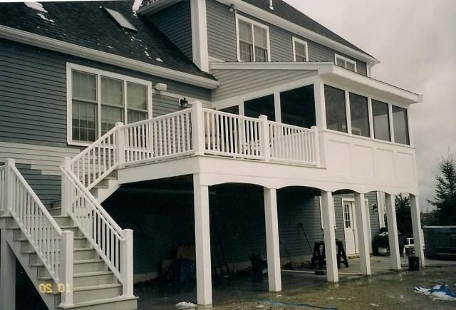 Three Season Porch Designs