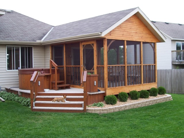 Three Season Porch Plans