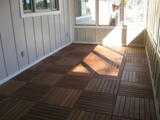 Tongue And Groove Porch Flooring Options