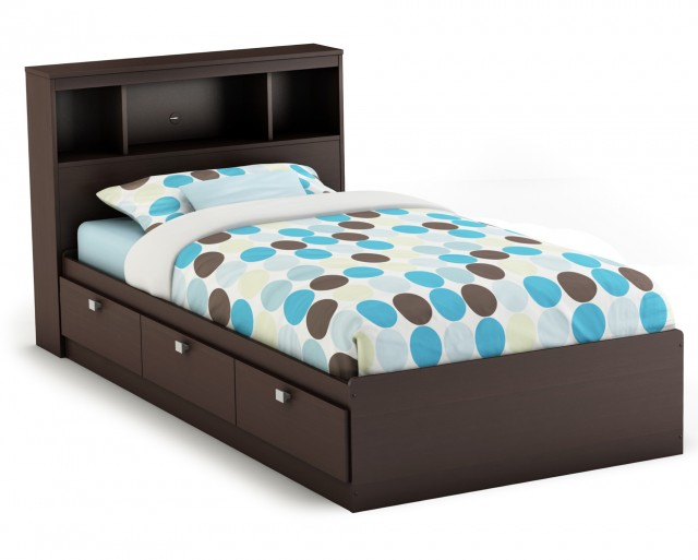 Twin Bed No Headboard