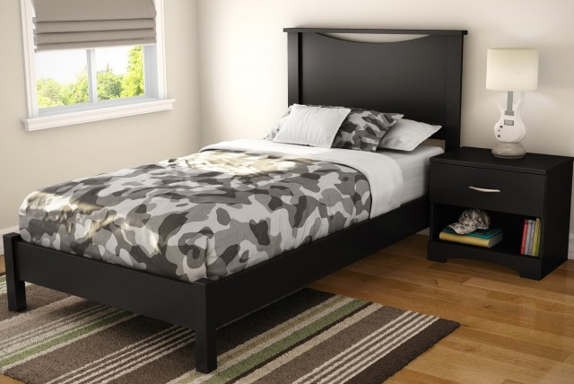Twin Bed Without Headboard