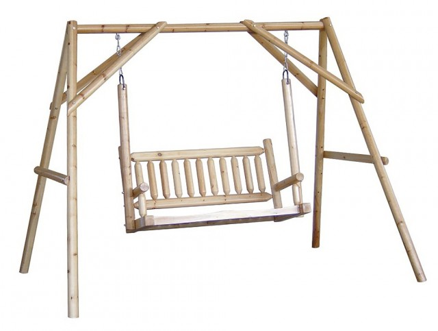 Wood Porch Swing Frames