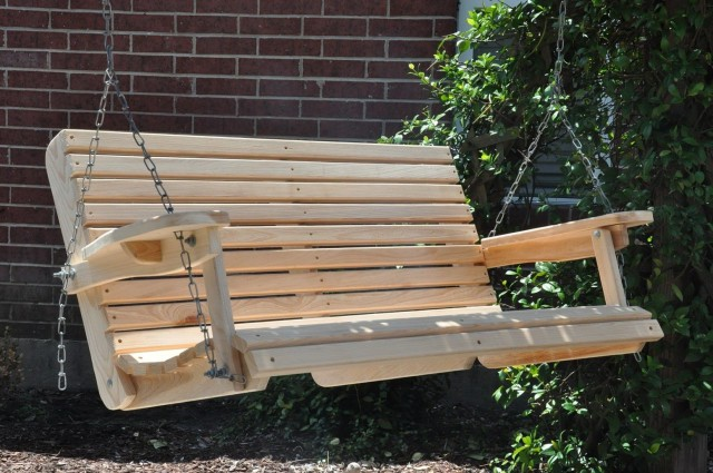 Wood Porch Swing Plans