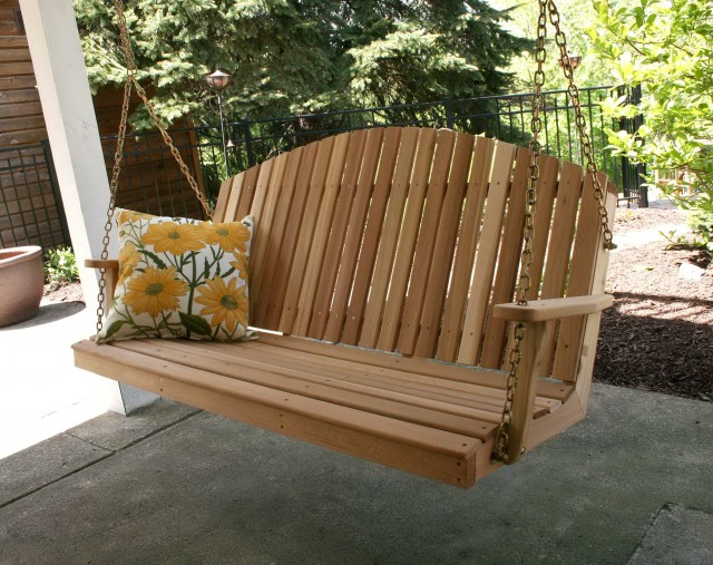 Wooden Porch Swings Cheap