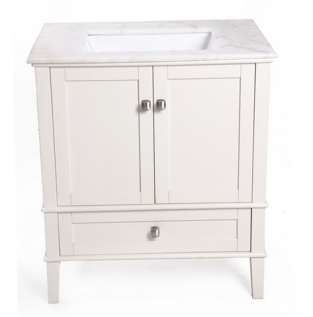 30 Inch Bathroom Vanity With Top